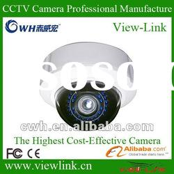 "420tvl ir day/night Vandal-proof Dome cctv Camera with Color 1/3"" SONY CCD"