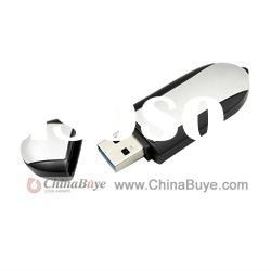 4GB High Speed USB 3.0 Flash Drive - Silvery