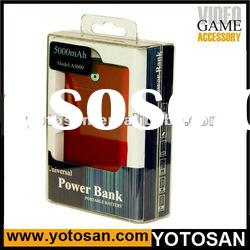 5000mAh Power Bank External Battery Pack