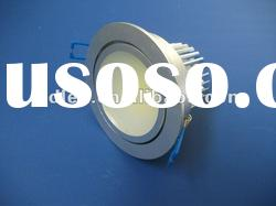 5w led downlight housing & high power led downlight & led ceiling downlight