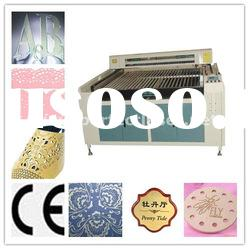 60W CO2 Fabric Laser Cutting Machine