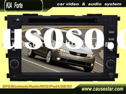 7 inch Car DVD Player for KIA Forte with GPS
