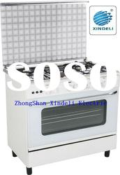 900*600 Free standing gas oven