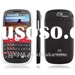A810 qwerty keypad 3G phone android 2.2 support GPS