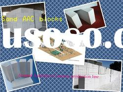 AAC Production Line, AAC Plant, AAC Light Weight Block Making Machine
