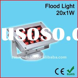AC85-265V 50,000h 2 years CE&RoHS IP65 Best selling dimmable led flood light