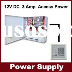 Access control gate power supply