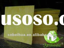 Acoustic And Thermal Insulation Building Material
