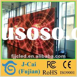 Advertising of p25 outdoor full color led display