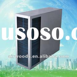 Air to air counter flow aluminum counter flow heat recovery core