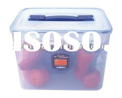 Airtight plastic food container plastic storage container lunch box