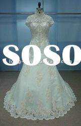 All over franch lace New style fashion wedding dress