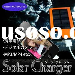 Apple iPhone Solar Charger with Carabiner