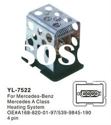 Auto blower resistor for Mercedes-Benze