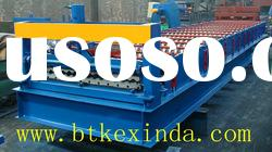 Automatic Corrugated Steel Roof Tile Cold Roll Forming Machine aluminium forming machine