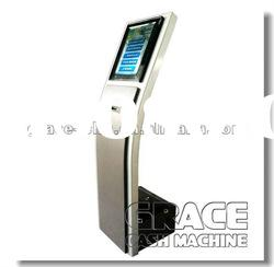 Automatic Touch Screen Queue Ticket Dispenser QMS-800