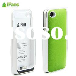 Battery charger case for Apple iPhone