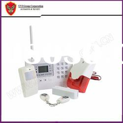 Best GSM Home Burglar Alarm System with LCD Display