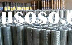 Best price electro galvanized welded wire mesh(factory)