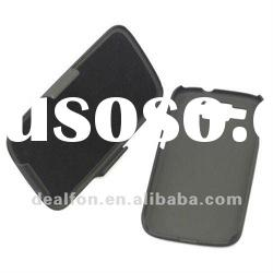 Black Hard Combo Case Snap-On Holster Belt Clip With Stand FOR Samsung Galaxy SIII S3 I9300