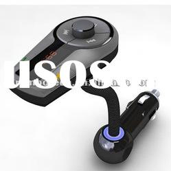 Bluetooth FM transmitter with usb interface car audio