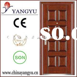 CE exterior safety steel security doors Y-05