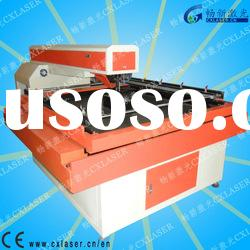 CO2 300w die board laser cutting machine