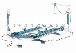 Car bench, auto bench. body repair equipment