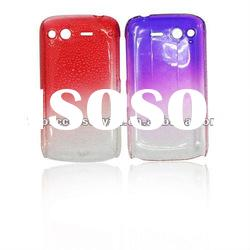 Cell phone covers for HTC Desire S (Crystal case)