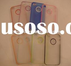 Clear Hard Mat Case Skin Cover Protecter for iphone 4G 4S