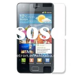 Clear Transparent LCD Screen Protector Film for Samsung Galaxy S2 i9100