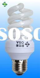 Compact Fluorescent Energy Saving Lamp (Full Spiral 9W 8000h)
