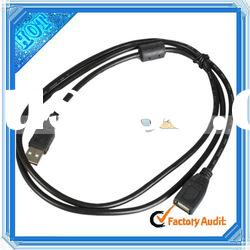 Computer Female To Male USB Extension Cable (F/M)