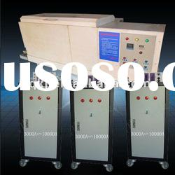 Copper-Nickel Alloy plating power supply/power source/rectifier