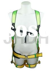 DHQS-008 safety harness,fall protection harness,fall arrest harness,safety belt