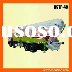 DSTP-48 Concrete Truck Pump with high quality for sale in stock