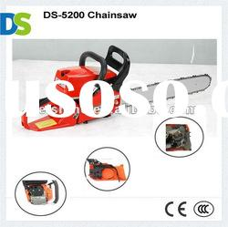 DS-5200 52cc Carlton Gasoline Chain Saw 5200