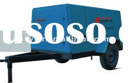 Diesel Portable Screw Air Compressor(110kw)