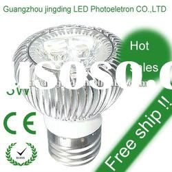 E27/E26/GU10 3W dimmable LED bulb
