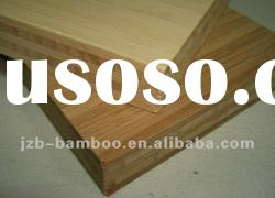 Eco-friendly 25mm durable strand woven bamboo furniture board (JZBP001)