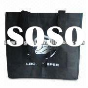 Eco-friendly Nonwoven Bag with Handles, Convenient for Shopping, Customized Sizes are Welcome