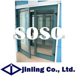 Elegant Aluminum Front Door Design Main Glass Door Design