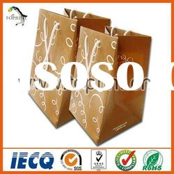 Exquisite shopping paper bag for gift