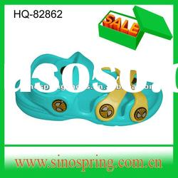 Fashion eva car shoes for kids