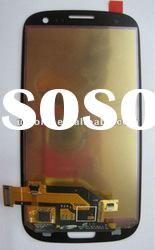 Fast Delivery Mobile Phone LCD Display+Touch Screen Complete Assembly For Samsung Galaxy SIII I9300