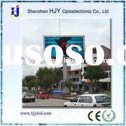 Floor stand out P20 outdoor full color advertising led display screen