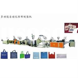 Full Automatic Multifunctional Non Woven Bag Making Machine