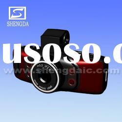 Full HD 1080P Car DVR Recorder with GPS Accident Recorder Car Camera