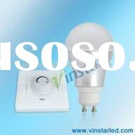 GU10 5w dimmable led bulb of high quality