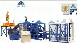 Good Quality! Concrete Interlocking Brick Making Machine in auto control